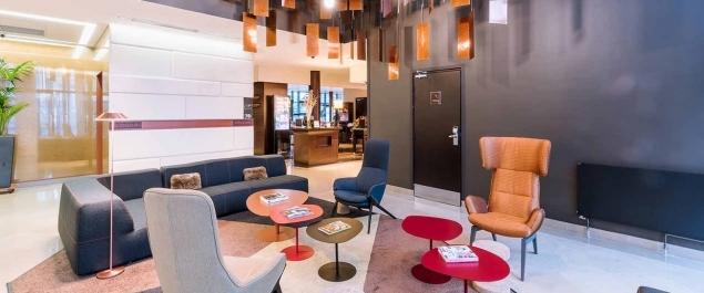 Restaurant Radisson Blu Hôtel Paris Boulogne **** - Boulogne-Billancourt