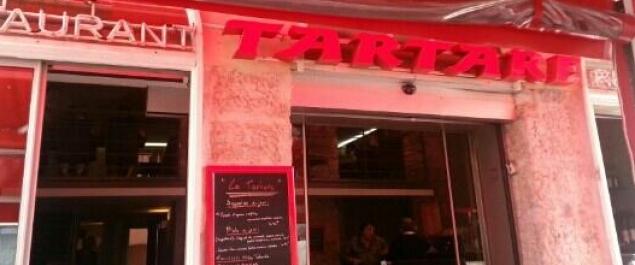 Restaurant le Tartare - Nice