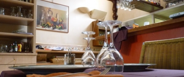 Restaurant La maison segur - La Trinité