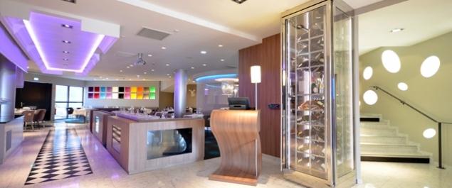 Restaurant Gallery 412 (Hotel Holidays Inn Dijon***) - Dijon