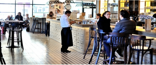 Restaurant Café Leffe Tours - Tours