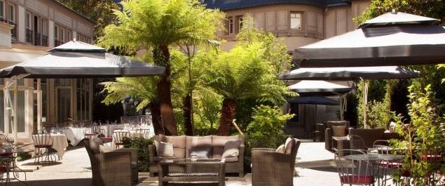 Restaurant Renaissance Paris Le Parc Trocadero Hotel ***** - Paris