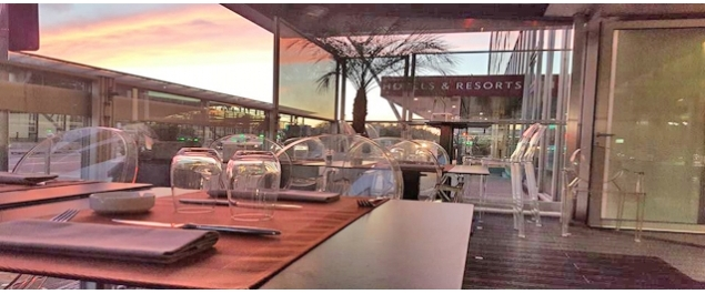 Restaurant Crowne Plaza Lille **** - Lille