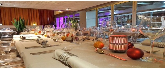 Restaurant Le Plaza (Crowne Plaza Euralille ****) - Lille