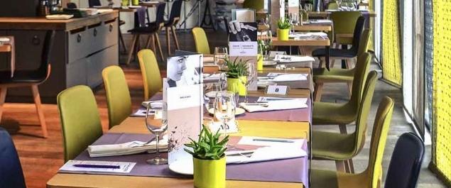 Restaurant Mercure Porte de la Cité ** - Carcassonne