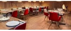 Le Restaurant de l'Hôtel Le Prieuré Traditionnel Chamonix-Mont-Blanc