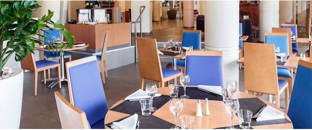 Restaurant Novotel Café (Hôtel Novotel Nantes Centre Gares****) - Nantes