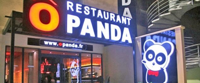 O Panda Restaurant Restaurant groupe O Pa...