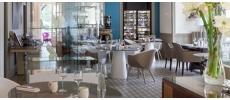 Le Restaurant de l'Hôtel Le Jardin des Plumes Gastronomique Giverny