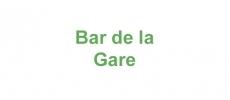 Bar de La Gare Traditionnel La Crau
