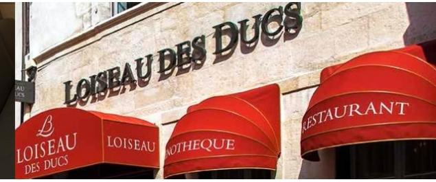 Restaurant Loiseau des Ducs - Dijon