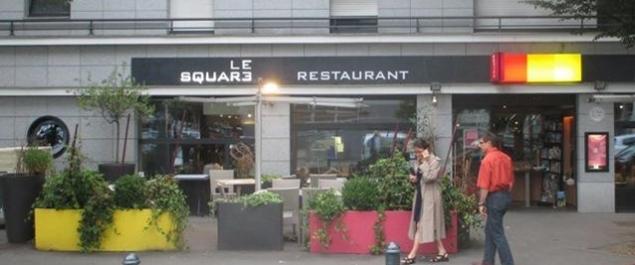 restaurant groupe le square nantes. Black Bedroom Furniture Sets. Home Design Ideas