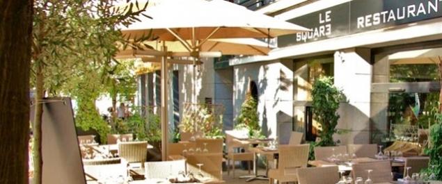 Restaurant Le Square - Nantes