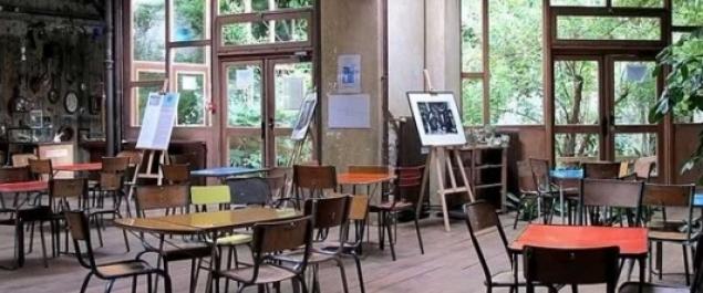 Restaurant Le Comptoir Général - Paris