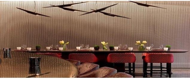 Restaurant Coquette (W Paris Opéra ****) - Paris