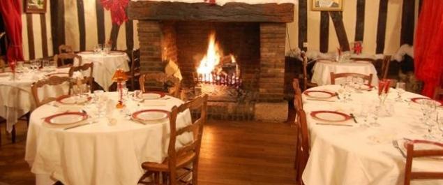 Restaurant Auberge de l'Abbaye - Bourg Achard
