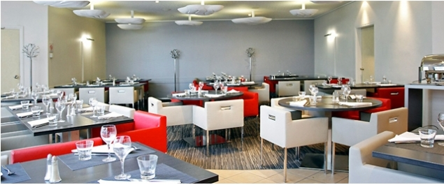 Restaurant Hôtel Suite Novotel Lille Europe - Lille