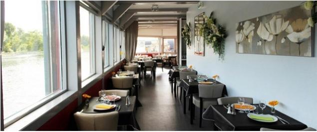 Restaurant Le Bateau Lavoir Orléans - Orléans