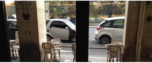 Restaurant Welcome café - Paris