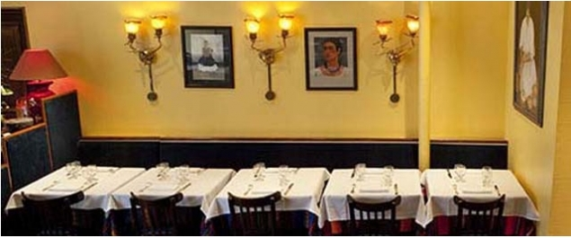 Restaurant Anahuacalli - Paris