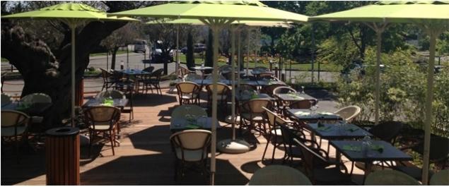 Restaurant Villa des Oliviers - Toulouse