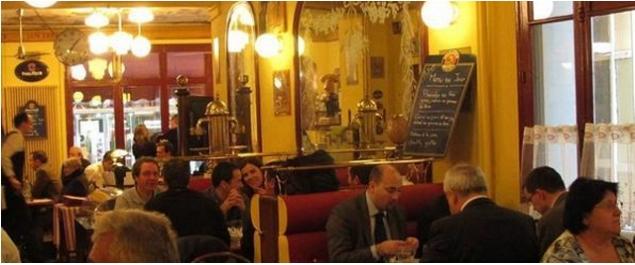 Restaurant Le Chien Jaune - Tours