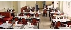 Le Restaurant de l'Hôtel Le Lazzaro Traditionnel Colombelles