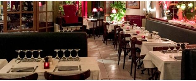 Restaurant Le Bistro du Parisien - Paris