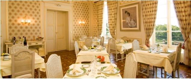 Restaurant Le Château d'Ygrande - Ygrande