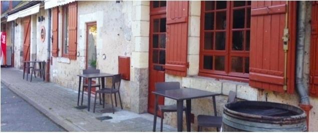 Restaurant Monument Café - Chambord