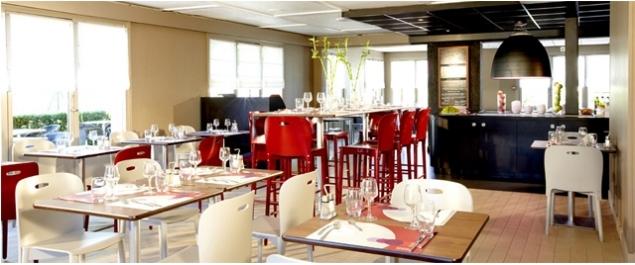 Restaurant Le Restaurant de l'Hôtel Campanile Avignon Sud - Montfavet