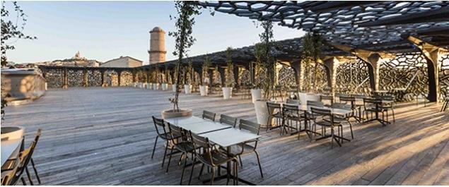 Restaurant Le Môle Passédat - Marseille