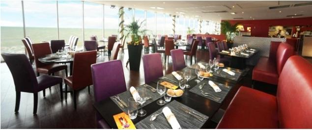 Restaurant L'Aile (Casino de Luc sur Mer) - Luc-sur-Mer
