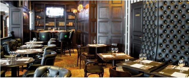restaurant au bureau traditionnel boulogne billancourt. Black Bedroom Furniture Sets. Home Design Ideas