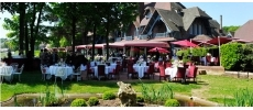 Restaurant Le Manoir Paris country Club Traditionnel Rueil-Malmaison