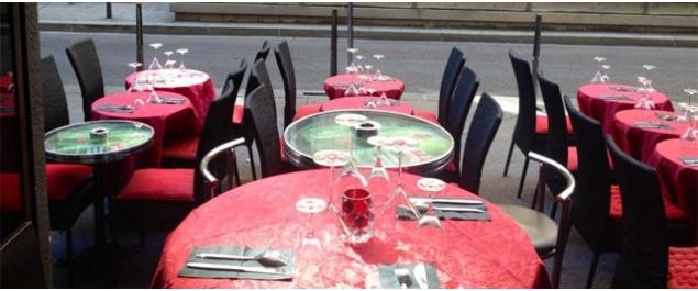 Restaurant Le Hall de la Bourse - Lyon