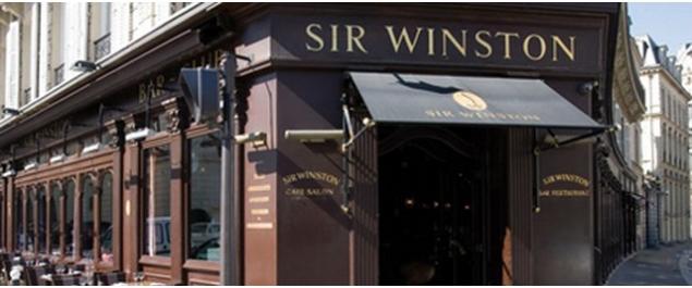 Restaurant Sir Winston - Paris