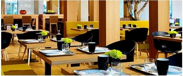 Restaurant Hôtel Courtyard Marriott Montpellier****) - Montpellier