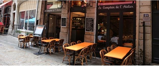 Restaurant Le Comptoir de l'Atelier - Lyon