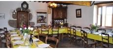 Restaurant Auberge relais de Pitaval Traditionnel Brullioles