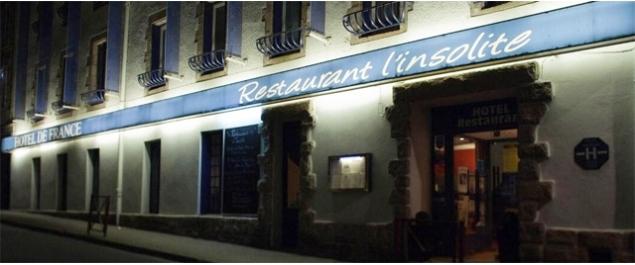 Restaurant L'insolite - Douarnenez