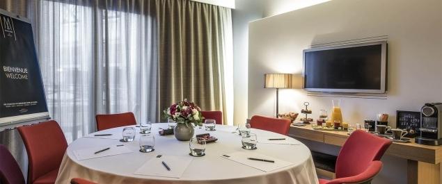 Restaurant Grand Hôtel Roi René MGallery by Sofitel **** - AIX-EN-PROVENCE