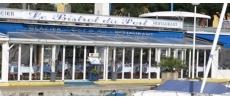 Restaurant La voile bleue du bistrot du port Traditionnel Mandelieu-la-Napoule