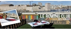 Restaurant Rowing Club Traditionnel Marseille