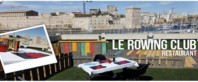 Restaurant Restaurant Rowing Club - Marseille