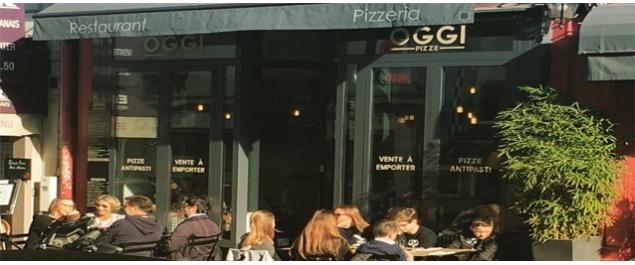 Restaurant OGGI - Paris