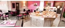 Le Restaurant de l'Hôtel Inter Hotel Eclipse Traditionnel Décines-Charpieu
