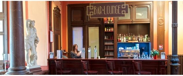 Restaurant L'Atrium (Grand Hôtel du Parc Casino Salies de Béarn***) - SALIES DE BEARN