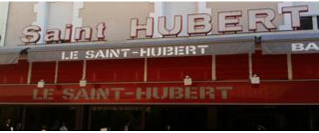 Restaurant Le Saint Hubert - CHATEAUROUX