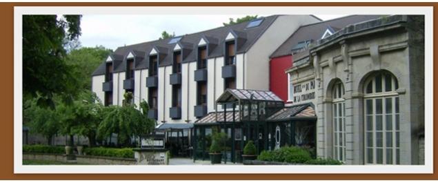 Restaurant Hotel Restaurant Parc de la Colombiere - Dijon